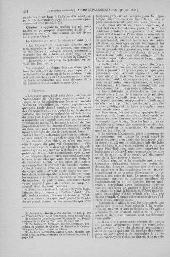 Tome 66 : Du 3 au 19 juin 1793 - page 434