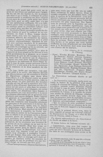 Tome 66 : Du 3 au 19 juin 1793 - page 435