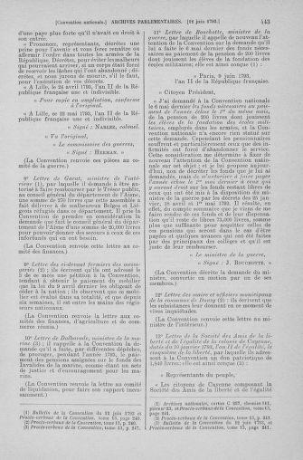 Tome 66 : Du 3 au 19 juin 1793 - page 443