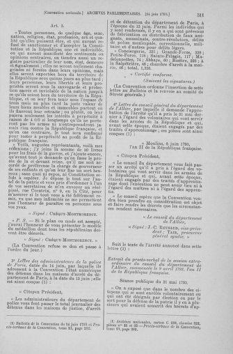 Tome 66 : Du 3 au 19 juin 1793 - page 511