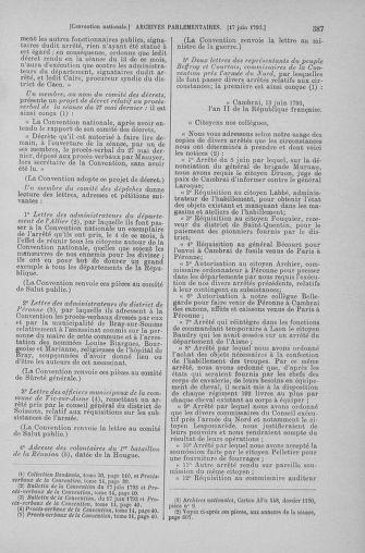 Tome 66 : Du 3 au 19 juin 1793 - page 587