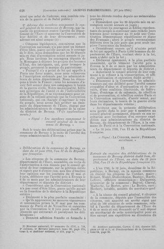 Tome 66 : Du 3 au 19 juin 1793 - page 648
