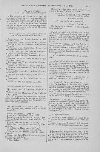 Tome 66 : Du 3 au 19 juin 1793 - page 655