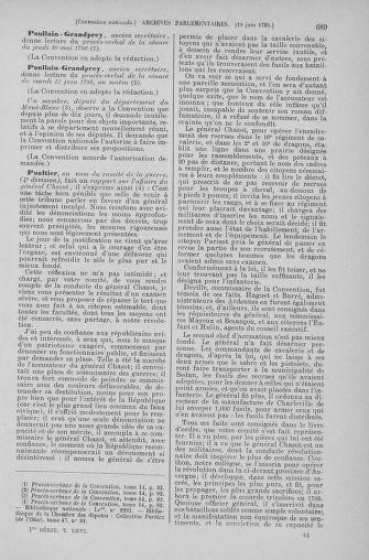 Tome 66 : Du 3 au 19 juin 1793 - page 689