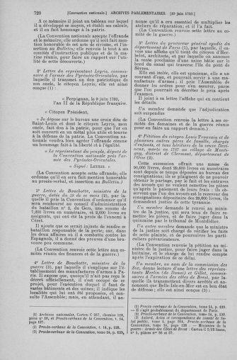 Tome 66 : Du 3 au 19 juin 1793 - page 720