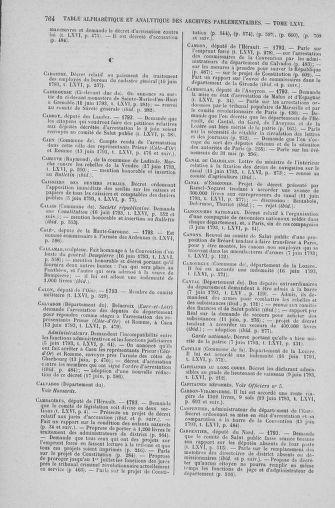 Tome 66 : Du 3 au 19 juin 1793 - page 764