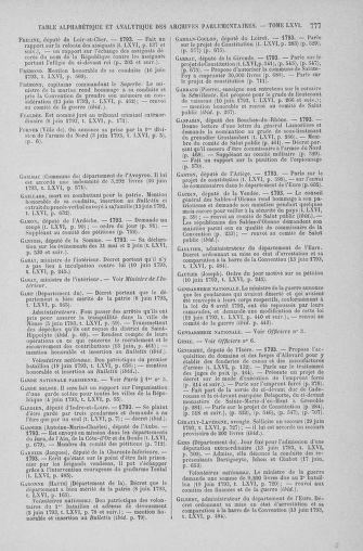 Tome 66 : Du 3 au 19 juin 1793 - page 777