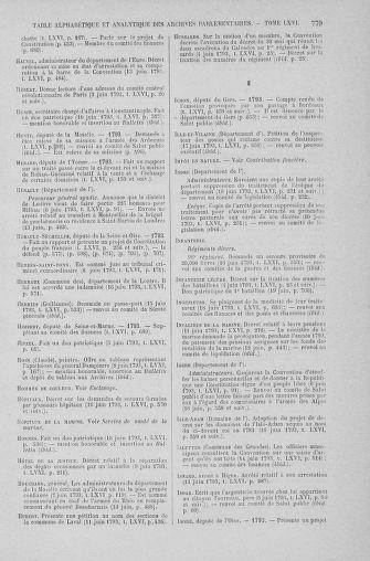 Tome 66 : Du 3 au 19 juin 1793 - page 779