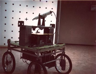 Cart, Stanford Artificial Intelligence Laboratory