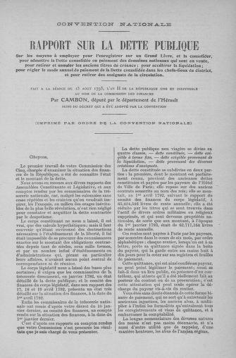 Tome 74 : Du 12 au 22 septembre 1793 - page 675