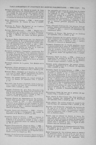 Tome 74 : Du 12 au 22 septembre 1793 - page 771