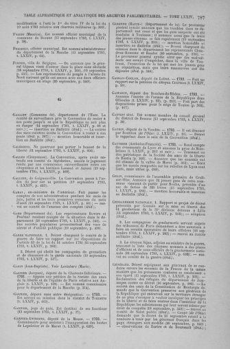 Tome 74 : Du 12 au 22 septembre 1793 - page 787