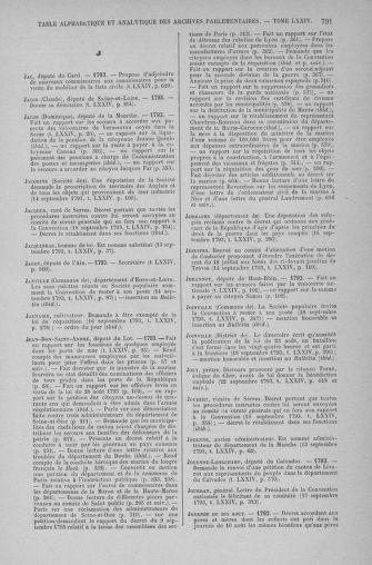 Tome 74 : Du 12 au 22 septembre 1793 - page 791