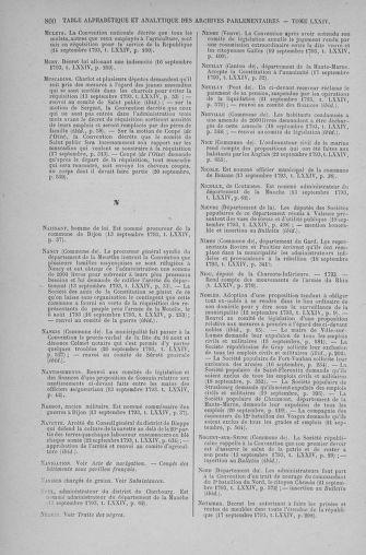 Tome 74 : Du 12 au 22 septembre 1793 - page 800