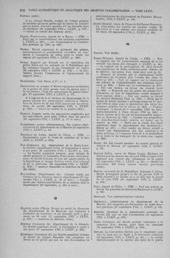 Tome 74 : Du 12 au 22 septembre 1793 - page 806