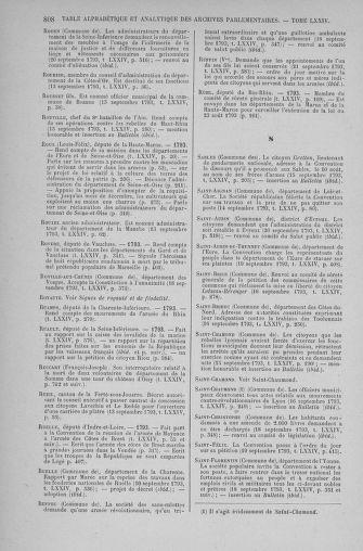 Tome 74 : Du 12 au 22 septembre 1793 - page 808