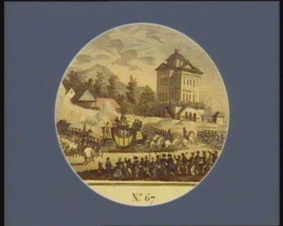 N.o 67 25 juin. Louis XVI ramené à <em>Paris</em>... : [estampe]