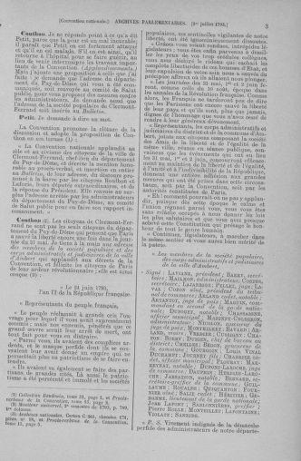 Tome 68 : Du 1er au 14 juillet 1793 - page 3