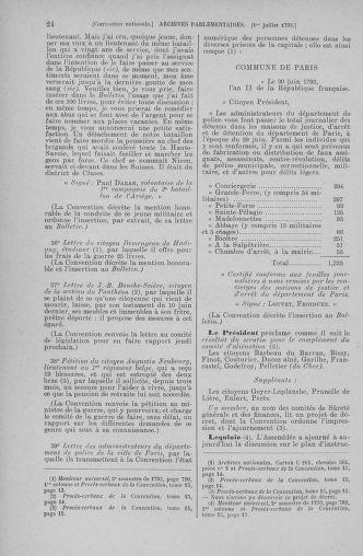Tome 68 : Du 1er au 14 juillet 1793 - page 24