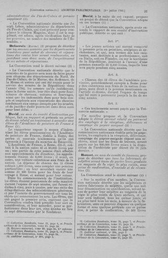 Tome 68 : Du 1er au 14 juillet 1793 - page 31