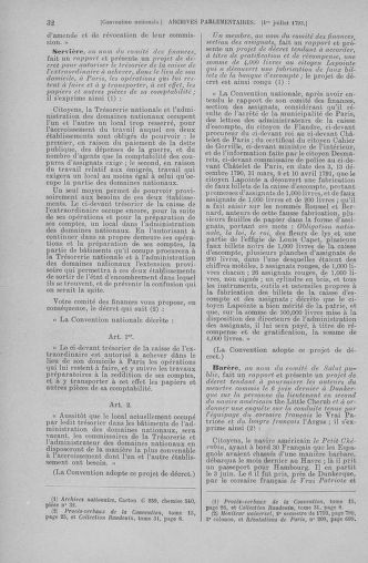Tome 68 : Du 1er au 14 juillet 1793 - page 32