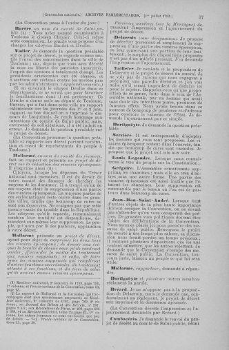 Tome 68 : Du 1er au 14 juillet 1793 - page 37
