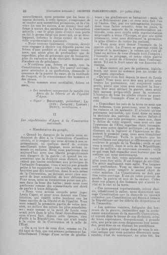 Tome 68 : Du 1er au 14 juillet 1793 - page 40