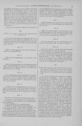 Tome 68 : Du 1er au 14 juillet 1793 - page 41