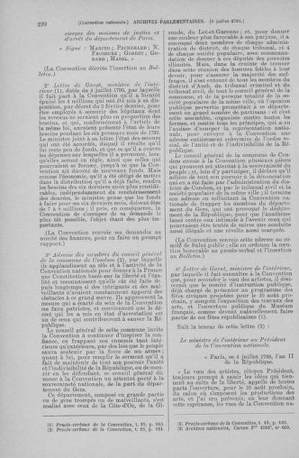 Tome 68 : Du 1er au 14 juillet 1793 - page 290