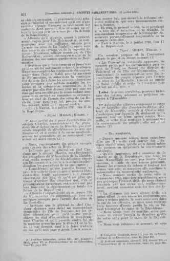 Tome 68 : Du 1er au 14 juillet 1793 - page 402