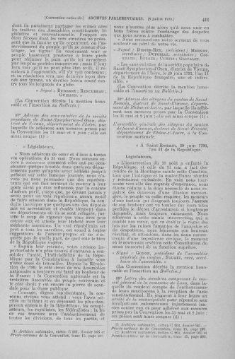 Tome 68 : Du 1er au 14 juillet 1793 - page 411