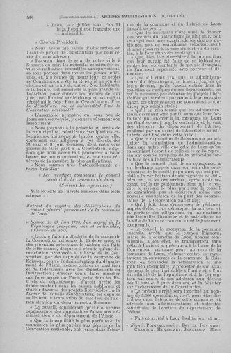 Tome 68 : Du 1er au 14 juillet 1793 - page 412