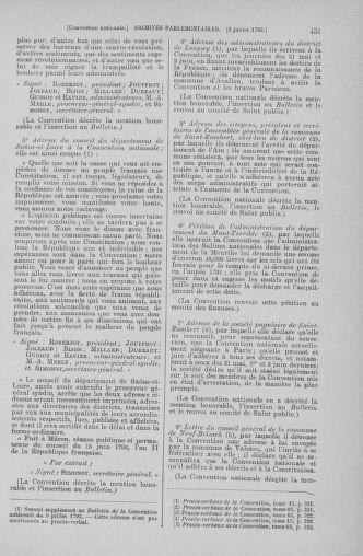 Tome 68 : Du 1er au 14 juillet 1793 - page 451