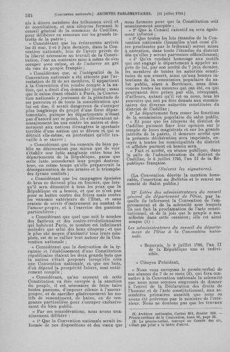 Tome 68 : Du 1er au 14 juillet 1793 - page 524