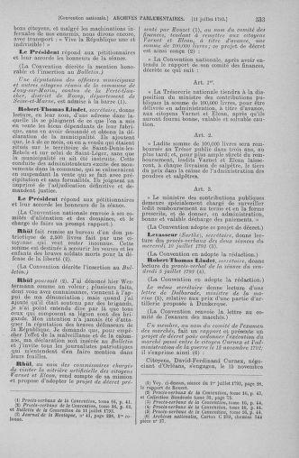 Tome 68 : Du 1er au 14 juillet 1793 - page 533