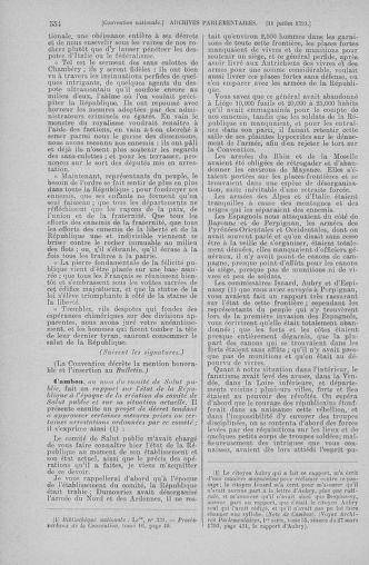 Tome 68 : Du 1er au 14 juillet 1793 - page 554
