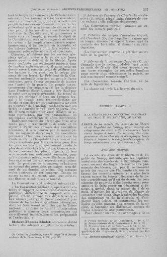 Tome 68 : Du 1er au 14 juillet 1793 - page 567