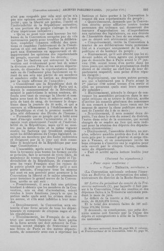 Tome 68 : Du 1er au 14 juillet 1793 - page 601