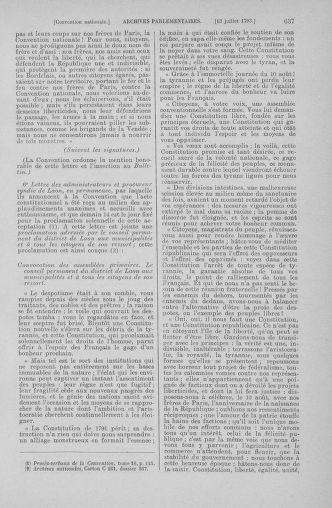 Tome 68 : Du 1er au 14 juillet 1793 - page 637