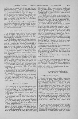 Tome 68 : Du 1er au 14 juillet 1793 - page 675