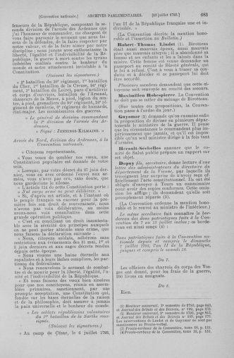 Tome 68 : Du 1er au 14 juillet 1793 - page 683