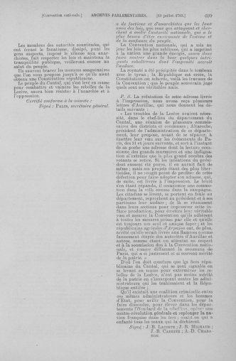 Tome 68 : Du 1er au 14 juillet 1793 - page 699
