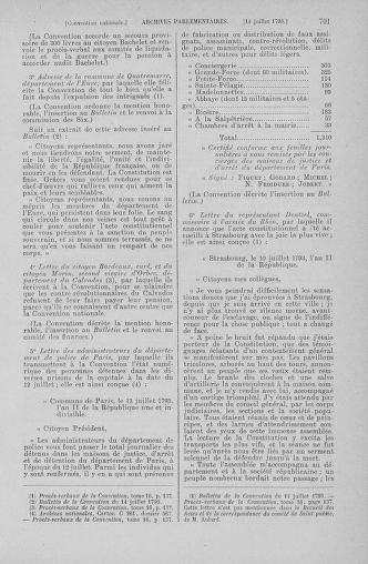 Tome 68 : Du 1er au 14 juillet 1793 - page 701
