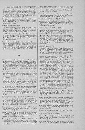 Tome 68 : Du 1er au 14 juillet 1793 - page 773