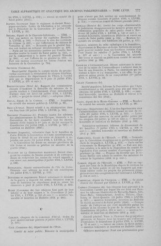 Tome 68 : Du 1er au 14 juillet 1793 - page 777
