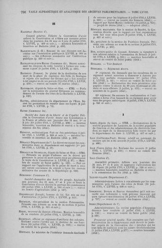 Tome 68 : Du 1er au 14 juillet 1793 - page 796