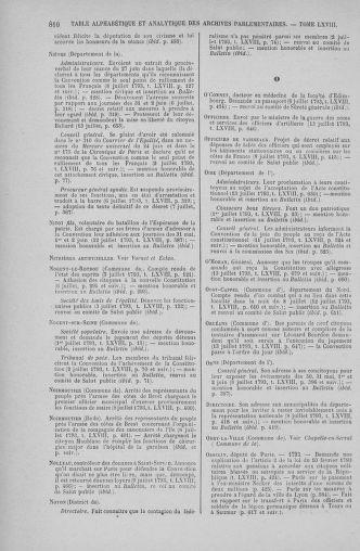 Tome 68 : Du 1er au 14 juillet 1793 - page 810