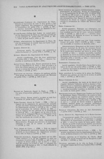 Tome 68 : Du 1er au 14 juillet 1793 - page 816