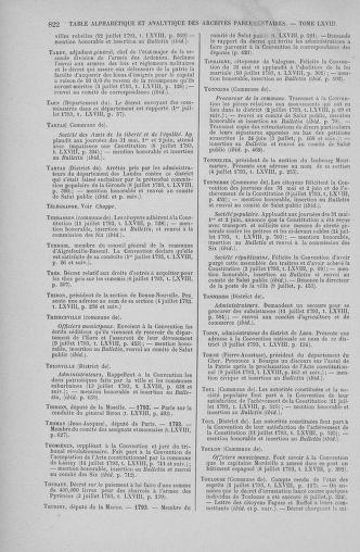 Tome 68 : Du 1er au 14 juillet 1793 - page 822