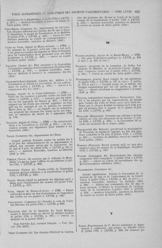 Tome 68 : Du 1er au 14 juillet 1793 - page 825